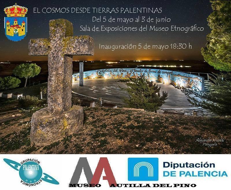 Inauguración Expo. «El Cosmos desde Tierras Palentinas»